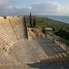 Cyprus Archaeological Sites, kourio theatro.png