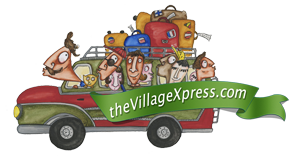 theVillageXpress logo
